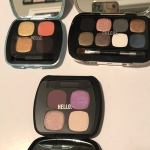 NEW lot 3 bare minerals ready eyeshadow palette